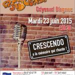 Crescendo Odyssud 2015