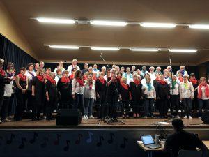 Rencontre et concert avec le choeur Suisse Upsilon
